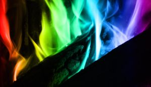 colour flames by Karnoffel