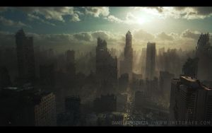 CyGen: Post Apocalypse by inetgrafx