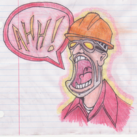 Team Fortress 2 - Engie by heyitsmyles