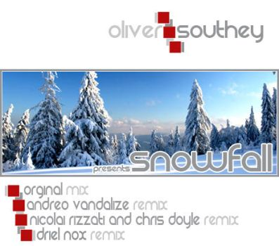 Oliver Southey-Snowfall-Cover by SebastienL