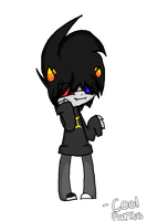 Sollux: Be off character by jefferyhascoolpants2