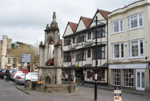 Wells City Centre by stroud458
