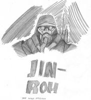 Jin-Roh by AngerOfSouls