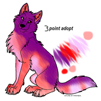 3 point wolf adopt--Open-- by Shadowtoungplz