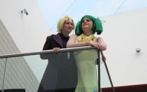 Ranka and Brera by TyraelsWings