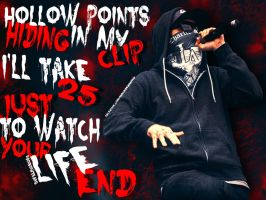 Hollywood Undead- Charlie Scene by SaraPukesTheRainbow