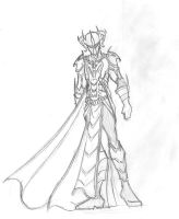 New Mystic armor for Vendox by echelonangel15