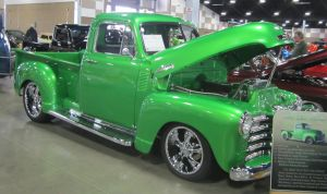 52 Chevy pickup by zypherion