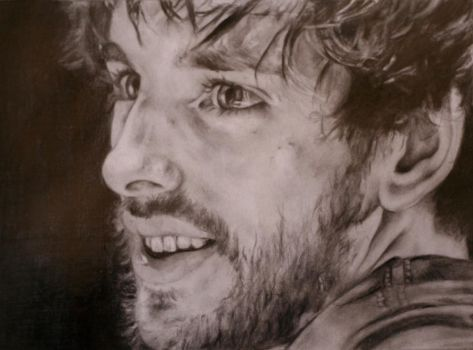 Colin Morgan Again by 112thinlinetothrone