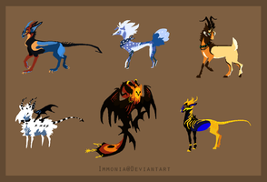 Design Sheet Commish Welshen 3 by Immonia