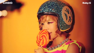 [SC] Sunny for Casio Baby-G by imawesomeee03