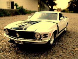 Mustang BOSS 302 by vudin