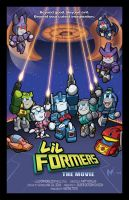 Print: Lil Formers - The Movie by MattMoylan