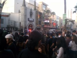 Hollywood Riot by xraystyle