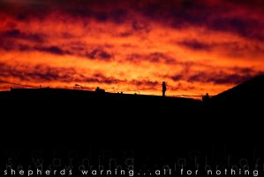 Red sky in the morning... by Tyrant-Designs
