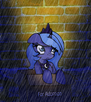 Alone in the Rain by DankoDeadZone
