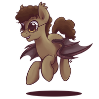 Commission: Batty OC by steffy-beff