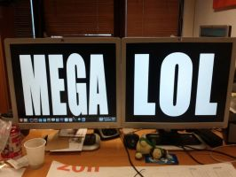 MEGALOL by lines