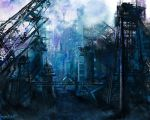 industrial Forest by d0mblerArt