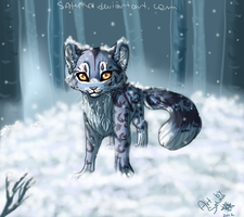 Little Snowhold by Satuka