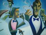rat pack minus english dude by michaelbrito