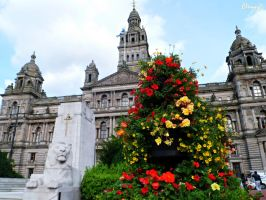 George Square by florpurpura