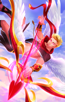 Heartseeker Varus by Kafai