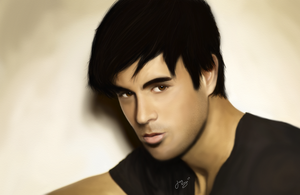 Enrique Iglesias by Jake-Kot