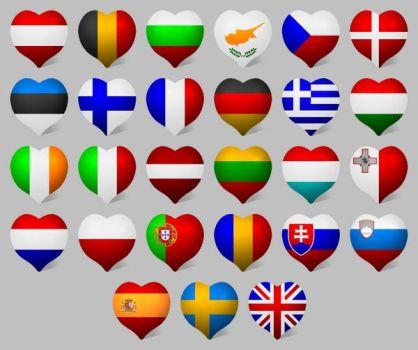 EU Patriot Icons for Vista by CitizenJustin
