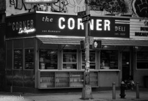 Soho Diner by evanjacobs