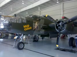 B-25 by Breandan