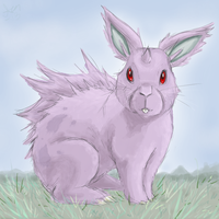 Nidoran M by skullanddog