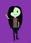 Pixies Shirt Marceline by BumpyBoo