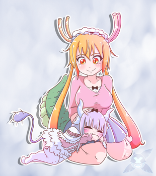 Dragon Maid by AngelXMikey