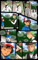 Pokemon Black vs White Chapter 3 Page 24 by YogurtYard