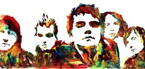 Abstract MCR by EvaFaithHorror