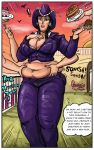 Miss Eat All Sundaes Pg 05 Ker-Muffin Top by TheAmericanDream