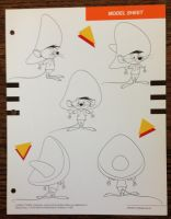 Speedy Gonzales Rotations by guibor