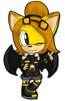 Chibi Trish Rowdy by silvazelover2