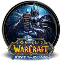 World of Warcraft Wrath of the Lich King - Icon by DaRhymes