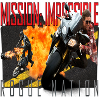 Mission : Impossible - Rogue Nation Folder Icon 1 by gterritory