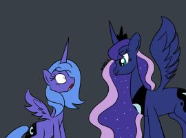 Old Luna meets New Luna by MysteryFanBoy718