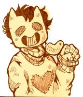 GOD DAMN IT ZACHARIE by SrtaSoul