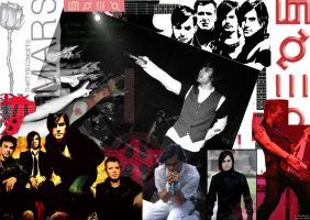 30 Seconds To Mars Collage by Riven-Soul