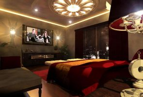 Red Room A (1) by SBEP