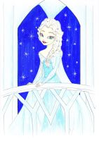 Another Elsa by Lewis-James