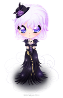 Chibi Nox by littleValkyrie by SiniminiART