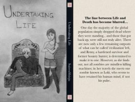Undertaking Life Book Cover by Vivacia18