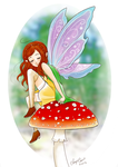 Fairy Girl Complete by Pink-world