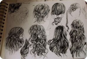 Hairstyles by Telemaniakk